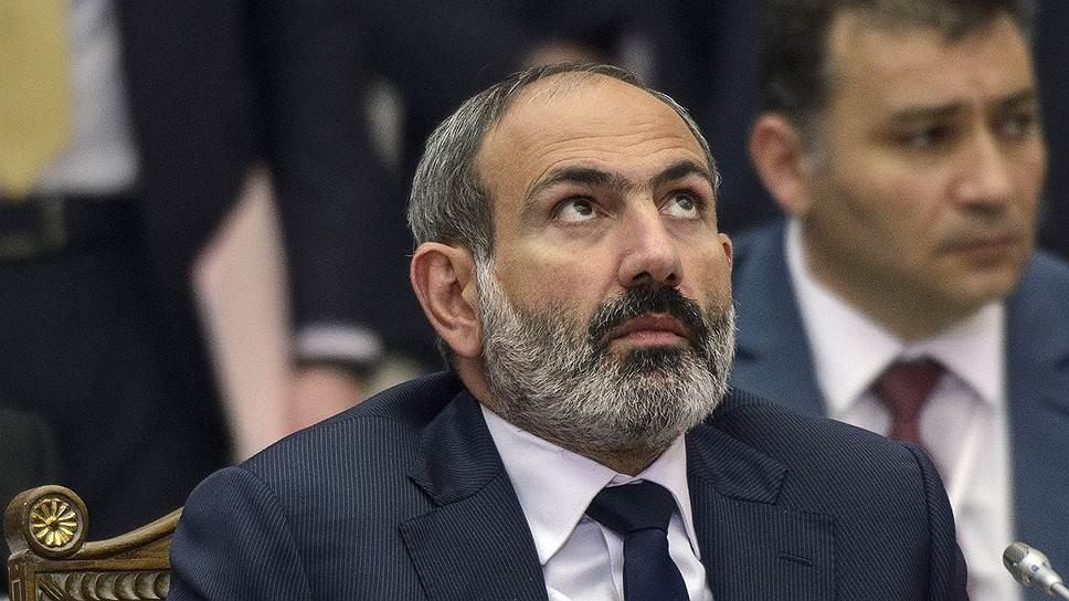 Սկզբից մտածեցի հարսանիք է. Նիկոլ Փաշինյան   Armenia Daily