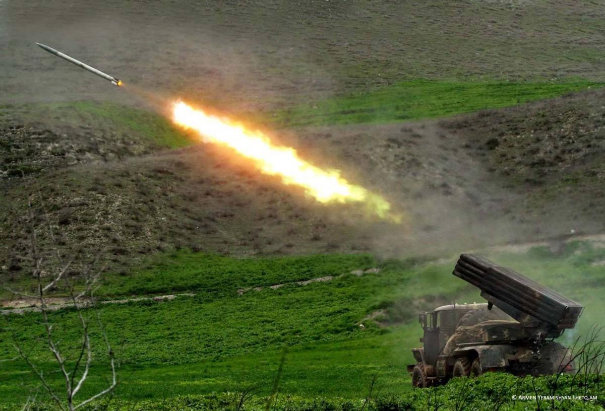 ՈՒՇԱԴՐՈՒԹՅՈՒՆ. թշնամուն հզոր հարված ենք հասցրել   Armenia Daily