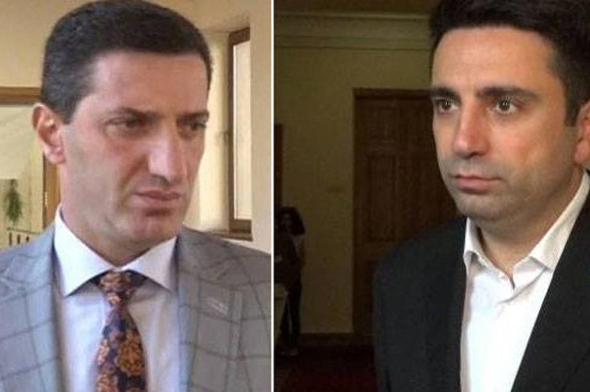 Ալեն Սիմոնյանն ինձանից ներողություն խնդրեց, ներեցի, էլի է խնդրելու. Գևորգ  Պետրոսյան   Armenia Daily