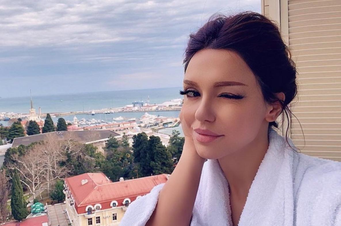 Խալաթիս ու վատ տեսքիս չխաբվեք»․ Լիլիթ Հովհաննիսյանը Սոչիում է․ ֆոտո    Armenia Daily